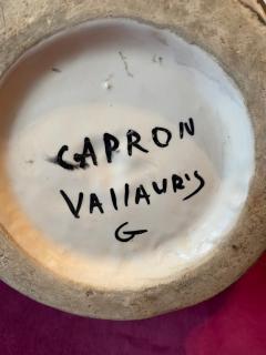 Roger Capron Large ceramic vase Vallauris France 1950s - 2080973