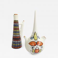 Roger Capron Pair of Vallauris Ceramics by Roger Capron - 952719