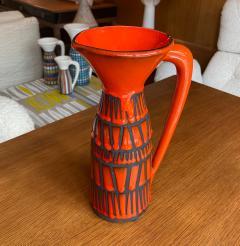 Roger Capron Pitcher Vase France 1960s - 2134433