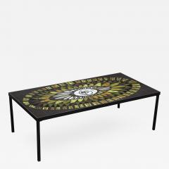 Roger Capron Rare Cocktail Table by Roger Capron - 226647
