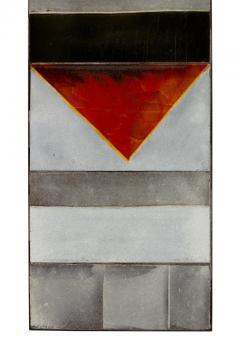 Roger Capron Roger Capron Glazed Lava Ceramic Tile Panel - 1090117