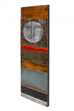 Roger Capron Roger Capron Glazed Lava Ceramic Tile Panel - 1090148