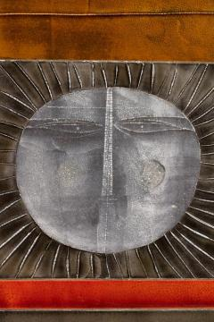 Roger Capron Roger Capron Glazed Lava Ceramic Tile Panel - 1090150