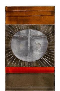 Roger Capron Roger Capron Glazed Lava Ceramic Tile Panel - 1090151