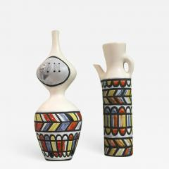 Roger Capron Vintage Ceramic Pitchers by Roger Capron - 871591