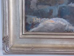 Roger Dale Brown Ocean Gulls - 1398961