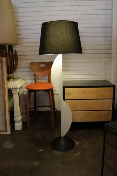 Roger Rougier Undulating Resin Floor Lamp by Rougier - 416324