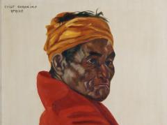 Roger Scott aka Duster Bortell Chief Geronimo - 1576046