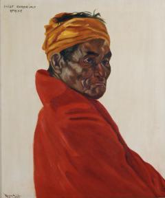 Roger Scott aka Duster Bortell Chief Geronimo - 1620054