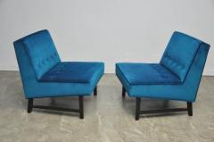 Roger Sprunger Dunbar Angular Slipper Chairs - 453417