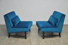 Roger Sprunger Dunbar Angular Slipper Chairs - 453420