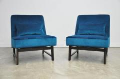 Roger Sprunger Dunbar Angular Slipper Chairs - 453421