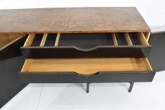 Roger Sprunger Roger Sprunger for Dunbar Burled Olivewood Sideboard or Credenza - 1264274