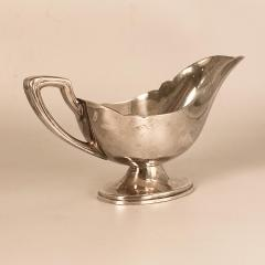 Rogers Brothers Silver Sauce Boat England - 1721742