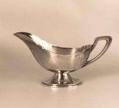 Rogers Brothers Silver Sauce Boat England - 1721744