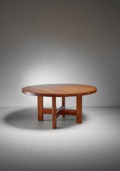 Roland Wilhelmsson Roland Wilhelmsson Pine Table Sweden 1960s - 834085
