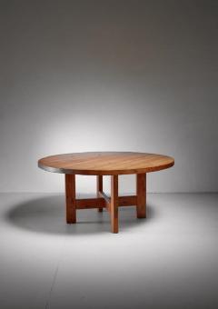 Roland Wilhelmsson Roland Wilhelmsson Pine Table Sweden 1960s - 834086