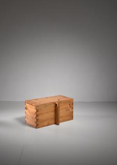 Roland Wilhelmsson Roland Wilhelmsson pine chest Sweden 1970s - 841697