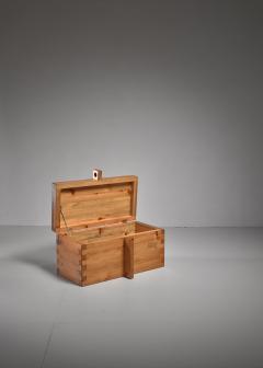 Roland Wilhelmsson Roland Wilhelmsson pine chest Sweden 1970s - 841700