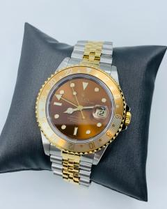 Rolex Brown Dial GMT - 1766208