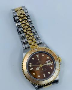 Rolex Brown Dial GMT - 1766211