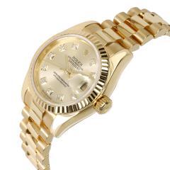 Rolex Datejust 179178 Women s Watch in 18kt Yellow Gold - 1365393