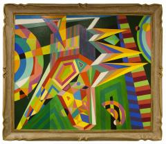Rolph Scarlett Geometric Abstraction - 363685
