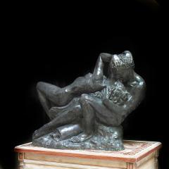 Romeo Juliet Very Impressive Bronze Sculpture - 782564