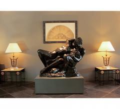 Romeo Juliet Very Impressive Bronze Sculpture - 782571