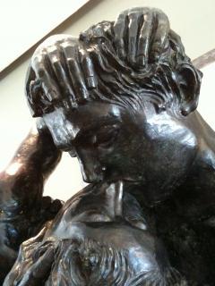 Romeo Juliet Very Impressive Bronze Sculpture - 782582