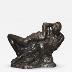 Romeo Juliet Very Impressive Bronze Sculpture - 908381