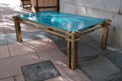 Romeo Rega A coffee table by Romeo Rega Italy 70 - 763818