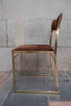 Romeo Rega A set of six chairs by Romeo Rega Italy 70 - 984061