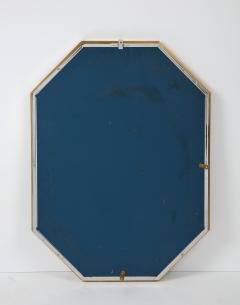 Romeo Rega Brass Octagonal Mirror - 1013839