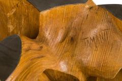 Romeo Tamanti Italian Sculpture Romeo Tamanti Primavera Table Signed - 1857380