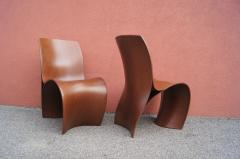 Ron Arad Pair of Three Skin Chairs by Ron Arad for Moroso - 1222848