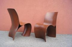 Ron Arad Pair of Three Skin Chairs by Ron Arad for Moroso - 1222850