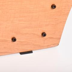 Ron Arad Ron Arad Fauteuil Rubber Crust Beech Black Arm Chair Contemporary Modern 1980s - 1996020