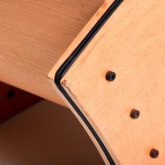 Ron Arad Ron Arad Fauteuil Rubber Crust Beech Black Arm Chair Contemporary Modern 1980s - 1996025