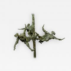 Roseline Granet Bronze Floor Lamp - 512890
