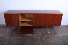Rosewood Cabinet by Poul N rreklit for Georg Petersens M belfabrik - 2131620