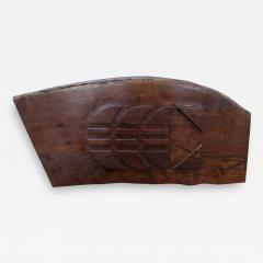 Rosewood Wall Sculpture - 1106960