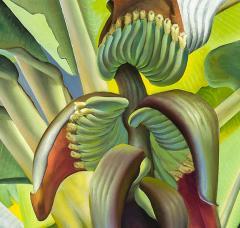 Ross Eugene Braught Banana Tree - 1181220