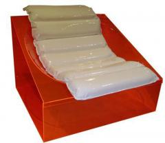 Rossi Molinari A Rare Pair of Club Chairs in Colored Plastic by Rossi Molinari for Totem - 256822