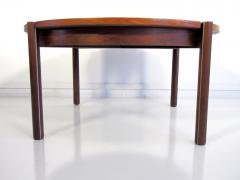 Round Mid Century Coffee Table by Hans J Frydendal - 1227828
