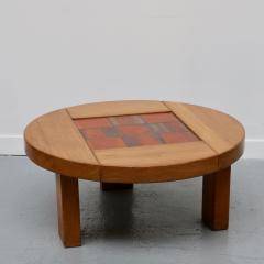 Round coffee table - 1514793