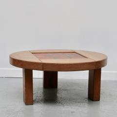 Round coffee table - 1514798