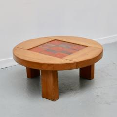 Round coffee table - 1514799