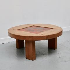 Round coffee table - 1514800