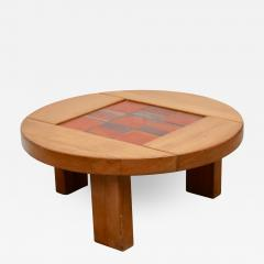 Round coffee table - 1515039